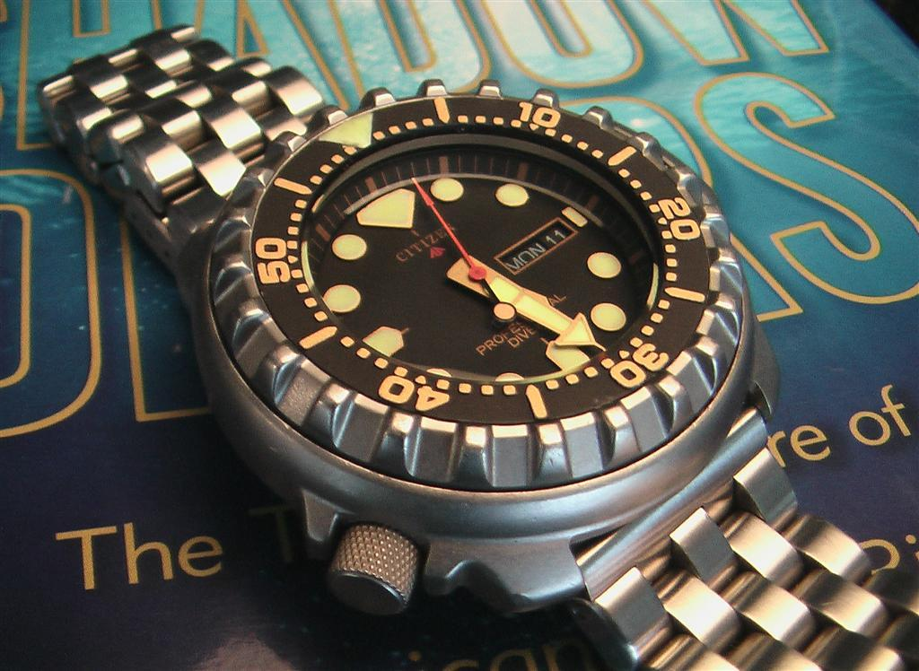 Let see your vintage divers!