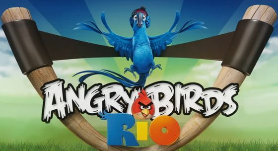Angry Birds Rio is finally here now available for iPhone, iPad, iPod ...