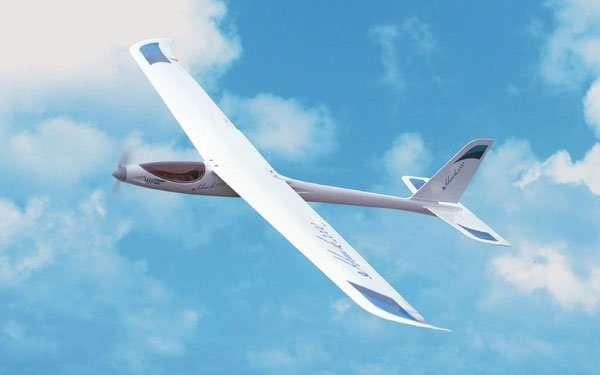 Üzerinde hiçbir güç kaynağı olmadan uçabilen hava aracıdır
