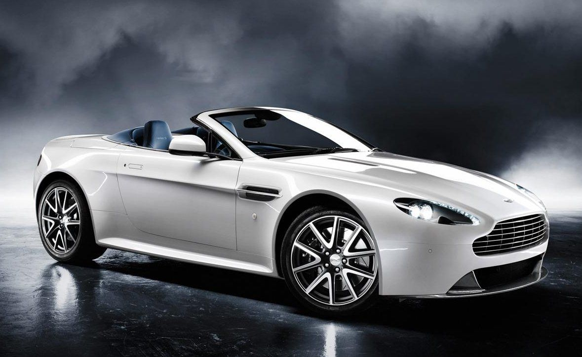 aston martin v8 vantage s cabriolet only cars and cars. Black Bedroom Furniture Sets. Home Design Ideas